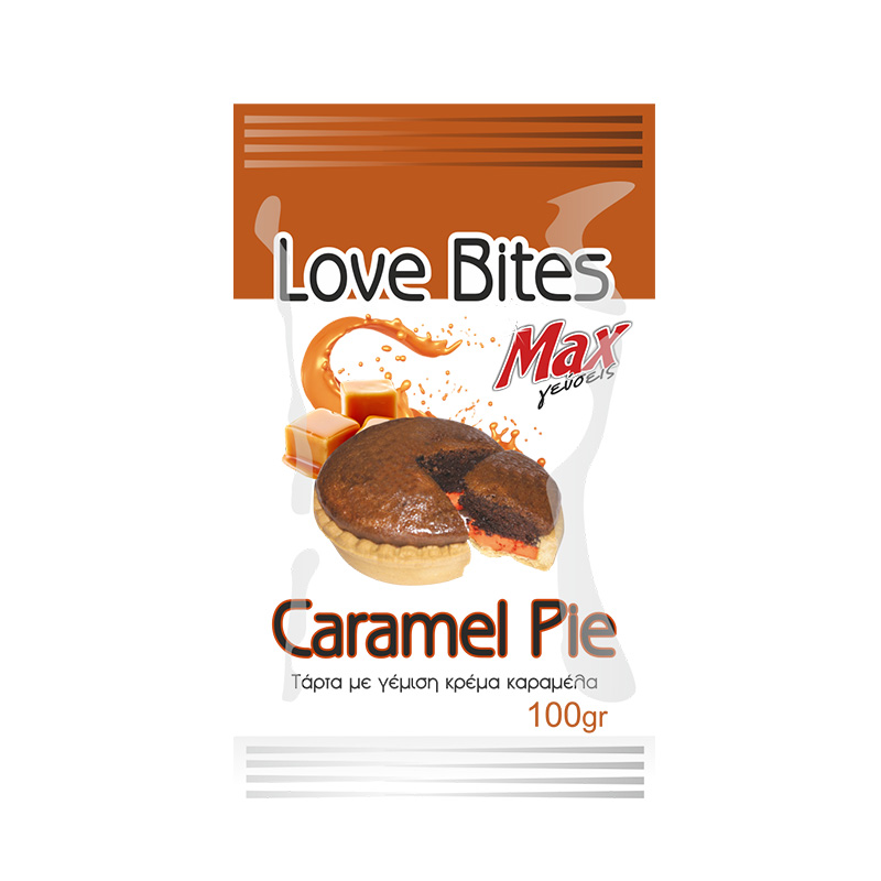 love bites caramel pie