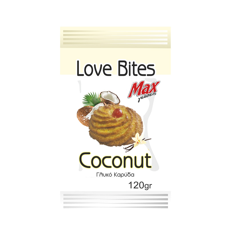 love bites coconut pie