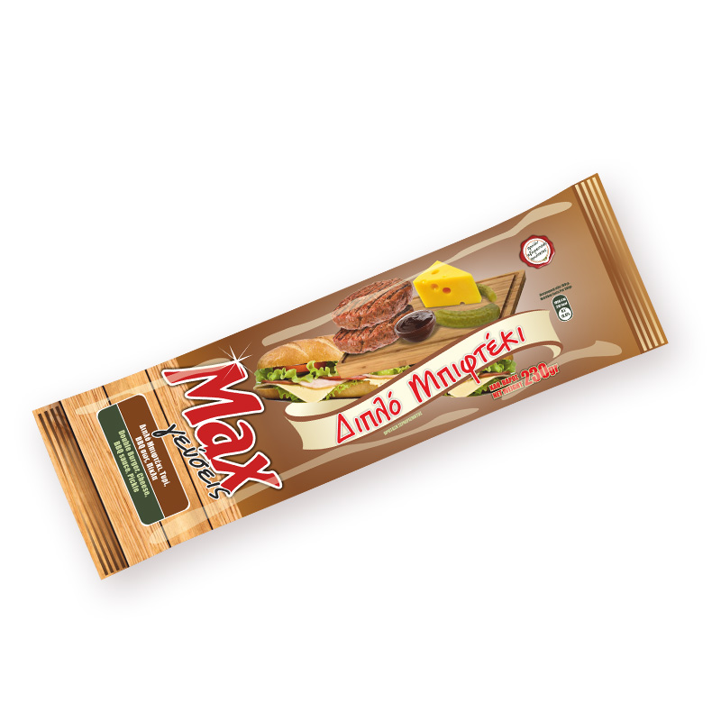 σάντουιτς μπιφτέκι