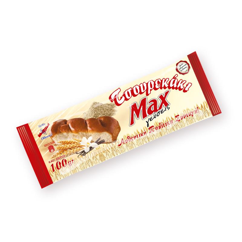 τσουρεκάκι max